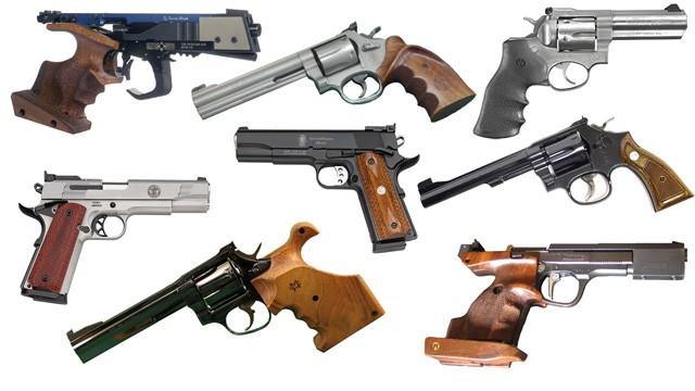 Activité – Armes à feu